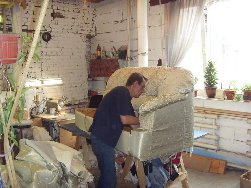 Мягкая корпусная мебель своими руками